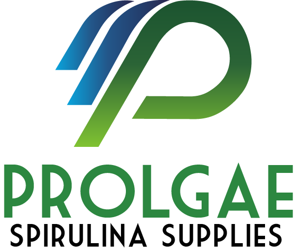 Prolgae Spirulina Powder Logo